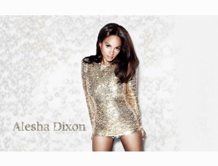 Alesha Dixon Wallpaper 01 Wallpapers