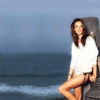 Alessandra Ambrosio 13 Wallpapers