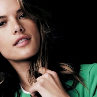 Alessandra Ambrosio Wallpaper 01 Wallpapers