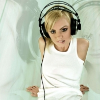 Alexandra Stan Blonde Singer Wallpaper Wallpapers