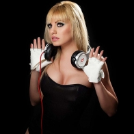 Alexandra Stan White Gloves Wallpaper Wallpapers
