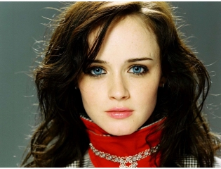 Alexis Bledel Blue Eyes Wallpaper Wallpapers