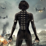 Alice In Resident Evil 5 Retribution Wallpapers