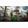 Alice In Wonderland Movie 2010 Wallpaper