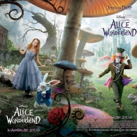 Alice In Wonderland Movie Wallpapers