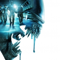 Aliens Colonial Marines Game Wallpapers