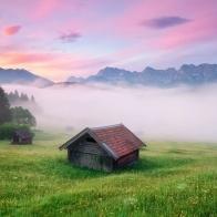 Alps Meadow Germany Wallpapers