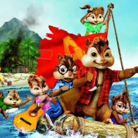 Alvin And The Chipmunks 3 2011 Wallpapers
