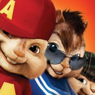 Alvin And The Chipmunks Squeakquel Poster Wallpapers
