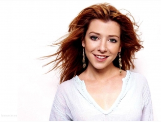 Alyson Hannigan Wallpaper 04 Wallpapers