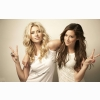 Alyson Michalka And Ashley Tisdale Wallpaper Wallpapers