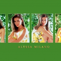 Alyssa Milano 5 Wallpapers
