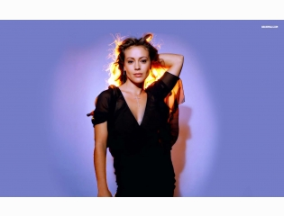 Alyssa Milano 6 Wallpapers