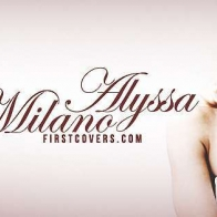 Alyssa Milano Cover