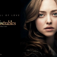Amanda Seyfried In Les Miserables
