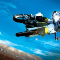 Amazing Motocross Bike Stunt Wallpapers