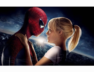 Amazing Spider Man Emma Stone Wallpapers
