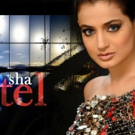 Amisha Patel Beautiful Wallpapers
