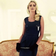 Ana Hickmann Fashion Wallpaper 01 Wallpapers