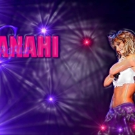 Anahi Croatia Wallpaper