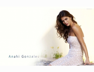 Anahi Gonzales 4 Wallpapers