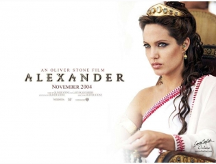 Angelina Jolie Alexander The Great Wallpaper Wallpapers