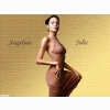Angelina Jolie By Duke Wallpaper Wallpapers