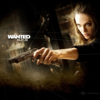 Angelina Jolie In Wanted Wallpaper