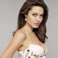 Angelina Jolie Wallpaper 03 Wallpapers