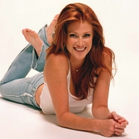 Angie Everhart Wallpaper