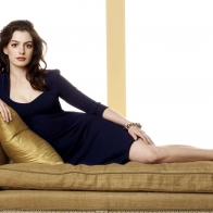 Anne Hathaway 3 Hd Wallpaper Download