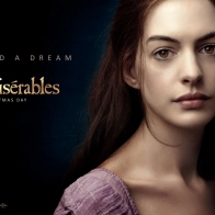 Anne Hathaway In Les Miserables Wallpapers