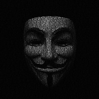 Anonymous V For Vendetta Mask Wallpaper