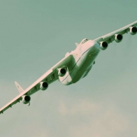 Antonov An 225 Cossack Wallpaper