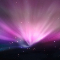 Apple Aurora Dark Wallpapers