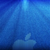 Apple Blue Wallpapers