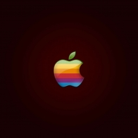 Apple Colorful Logo Wallpapers