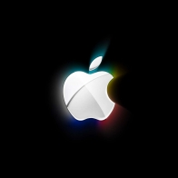Apple Colorful Spectrum Shade Wallpapers