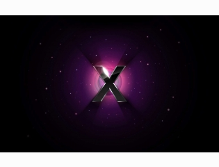Apple Dark Os X Wallpapers