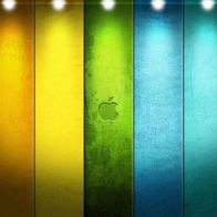 Apple Focus Colors Wallpapers