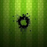 Apple Green Art Wallpapers