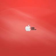 Apple Hd Red Wallpapers