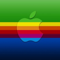 Apple In Colors Wallpapers