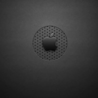 Apple In Dark Shade Wallpapers