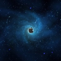 Apple In Stars Wallpapers