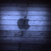 Apple Logo Shadow Wallpapers