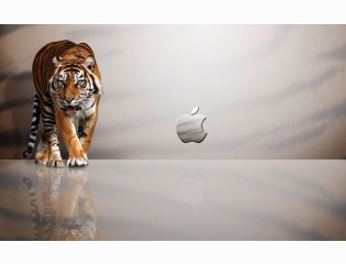 Apple Mac Tiger Wallpapers