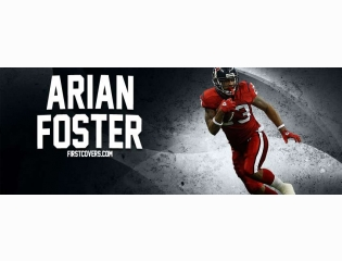 Arian Foster Cover