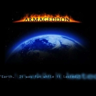 Armageddon Wallpaper