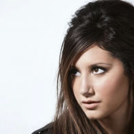 Ashley Tisdale Brown Hair Color Wallpaper